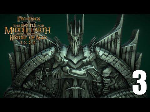 Властелин Колец: Битва за Средиземье 2 (RotWK) - The History Of Ages 1.3.7.2 - 3 серия
