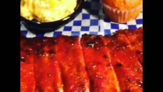 #diyvideo Pineapple, Salmon Jalapeno Macaroni And Cheese Coleslaw & Ribs