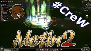 Metin2 Praios | CreW macht Gruppenduelle #CreW ♥ | Vossi