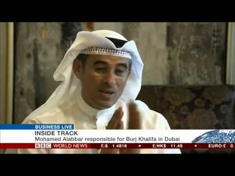 Mohamed Alabbar - BBC World News April 2015