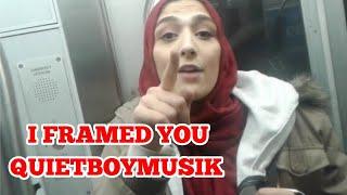 Manhattan DA Employee Files False Police Report Innocent Man Suffers (FULL VIDEO pt1) QuietBoyMusik