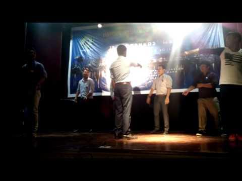 TSF Delhi Freshers Meet 2015-16 / Dance By Seniors