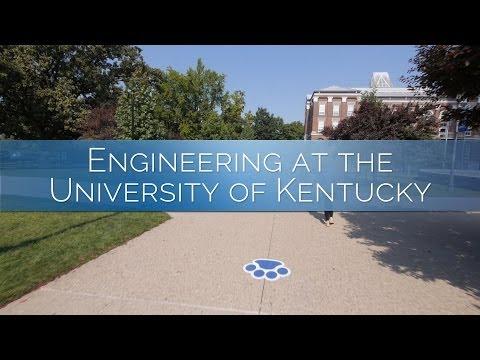The University of Kentucky College of Engineering