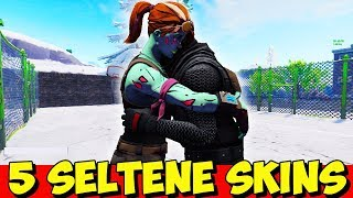 Top 5 rarest skins in Fortnite (you don't expect that)
