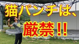 テニス サーブ 猫パンチをやめさせる方法 窪田テニス教室