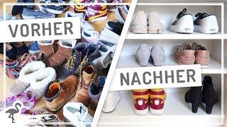 Schuhe AUSMISTEN #nurwasichmag