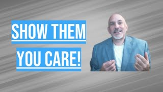 Supportive Leadership: Show Them You Care - Dose of Leadership