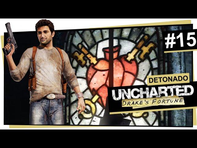 Uncharted #15 - Na pista do tesouro / Uncharted: Drake\'s Fortune (Português)