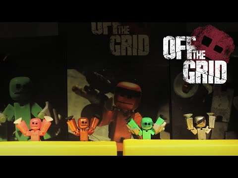 OFF THE GRID ☠️ | Extras - Q&A with the cast