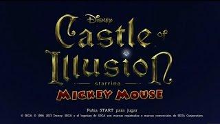 Vídeo Castle of Illusion XBLA