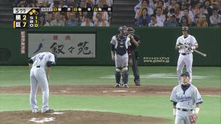 2010年6月26日 巨人対横浜 エドガー3ランホームラン