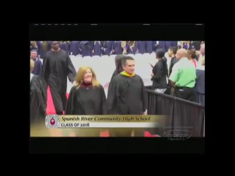 Spanish River Community High School 2018 Graduation