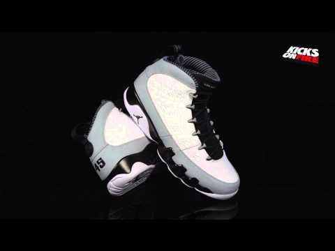 Air Jordan 9 Birmingham Barons
