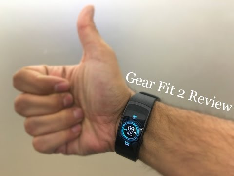 Samsung Gear Fit 2 Fitness Tracker Detailed Review