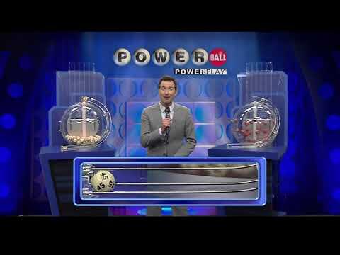 Powerball 20180707