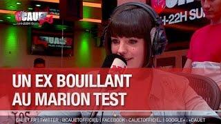 Un ex bouillant au Marion Test - C'Cauet sur NRJ