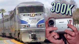 My Early Years of Watching Trains: 300K Subscriber Special