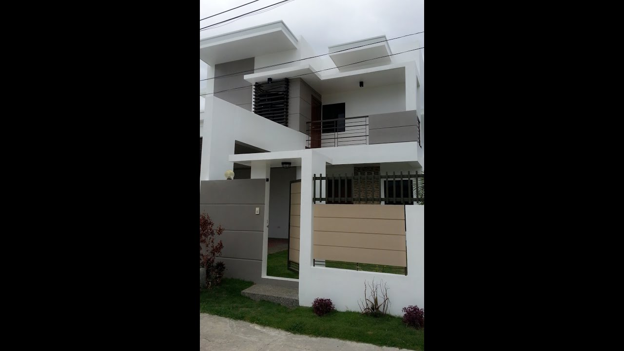 brand new house for sale lapaz iloilo youtube