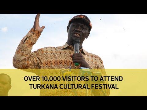 Over 10,000 visitors to attend Turkana cultural festival