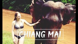 Backpacking in THAILAND - CHIANG MAI