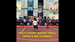 SW News: 3x3 Basketball - India's Big Chance