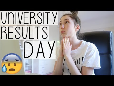 MY 2ND YEAR UNIVERSITY RESULT AT CAMBRIDGE! LIVE CAMERA REACTION | RESULTS DAY 2018