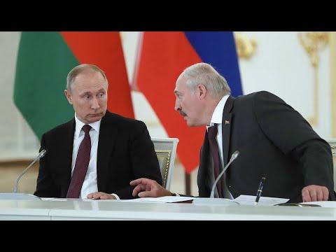 Россия-Беларусь: интеграция врозь