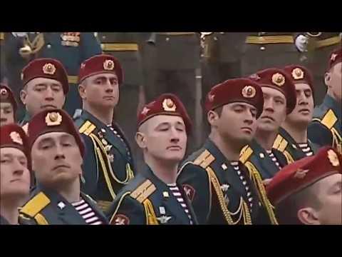 Nizhny Novgorod, Russia Victory Day Parade 2017