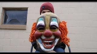 Slipknot Clown Mask Unboxing!