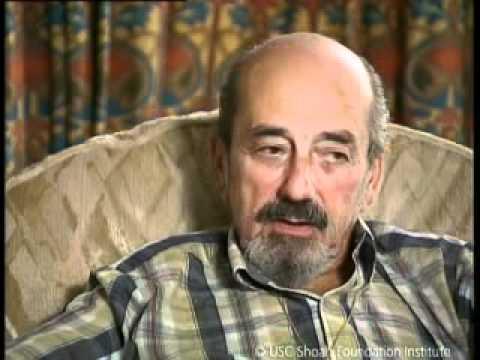 Jewish Survivor Harry Bibring Testimony