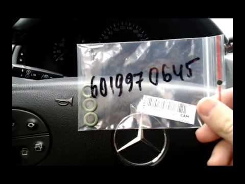 EL. POWER CONTROL EPC VISIT WORKSHOP! Mercedes w210 270 cdi