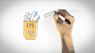 EPS Poliestireno expandido - Reciclado