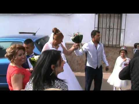 vasile si leana nunta in periana (spania)