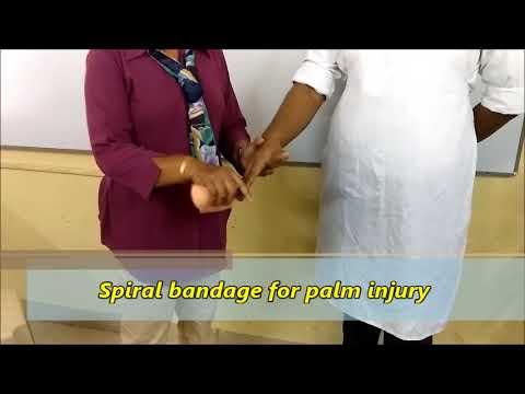SPIRAL BANDAGES