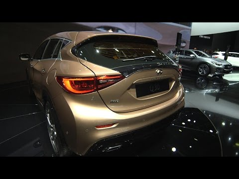 Car Tech - Infiniti Q30: Luxury in a small package