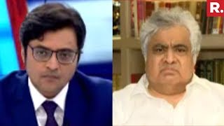 Former Solicitor General Harish Salve Speaks To Arnab Goswami Over Rejection Of Impeachment Motion