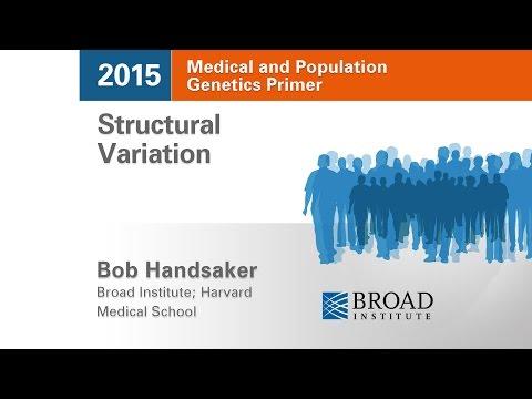 MPG Primer: Structural Variation (2015)