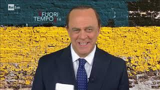 Crozza/Berlusconi e la candidatura del generale Gallitelli - Che fuori tempo che fa 27/11/2017
