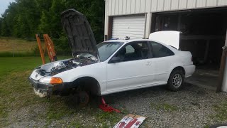 $100 Wheels for the Civic