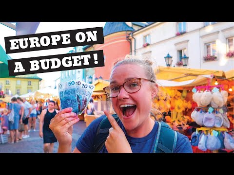 How Expensive Is KRAKOW? | Travel Poland