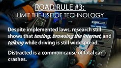 Rules of the Road: Tips for Safe Teen Driving