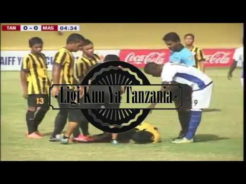 Ligi Kuu Ya Tanzania/ Tanzania 3 Vs Malysia 0 Full time  3thrd Winner