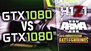 TEST GTX 1080 vs GTX 1080Ti w ARMA III