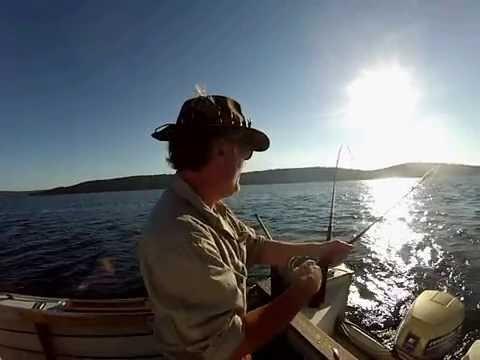 Fishing Round Valley Reservoir With Victor Kahler & Ken Beam