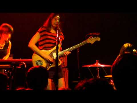 "Wild Flag, ""See No Evil"" (Television cover), live @ Paradise Boston 3/31/12"