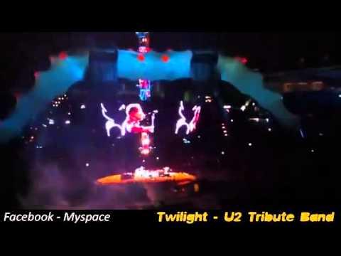 One Tree Hill - U2 - Live Auckland 25 Nov 2010 - 360° Tour