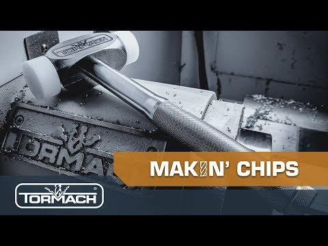 Thumbnail: Turning a Machinist's Hammer with Conversational Programming