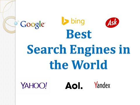 top 10 web search engines 2020 from YouTube · Duration:  4 minutes 2 seconds