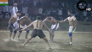 Ahar Vs Seenk Kabaddi Match at Mandaura, Sonipat