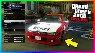 This SECRET Trick Will Make Some Of Your NEW Cars/Vehicles MUCH Faster & Quicker In GTA 5 Online!